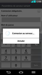 LG G2 - E-mail - Configuration manuelle - Étape 16