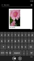 Nokia Lumia 1320 - MMS - envoi d'images - Étape 11