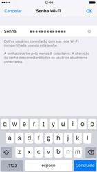 Apple iPhone iOS 10 - Wi-Fi - Como usar seu aparelho como um roteador de rede wi-fi - Etapa 5