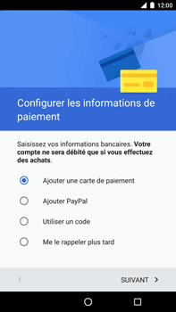 Huawei Google Nexus 6P - Applications - Télécharger des applications - Étape 16