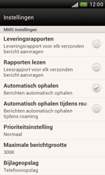 HTC T328e Desire X - MMS - probleem met ontvangen - Stap 5