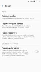 Samsung Galaxy A5 (2017) - Repor definições - Como repor definições de fábrica do telemóvel -  7