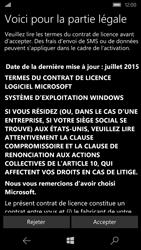 Microsoft Lumia 550 - Premiers pas - Créer un compte - Étape 7