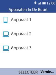 Nokia 8110-ta-1071 - Contacten en data - Contacten overzetten via Bluetooth - Stap 9