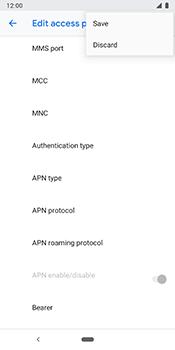 Google Pixel 3 - MMS - Manual configuration - Step 16