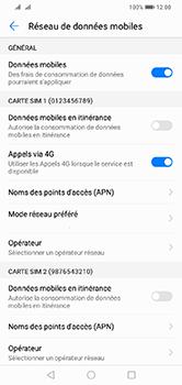 Huawei Y7 (2019) - Internet - activer ou désactiver - Étape 5