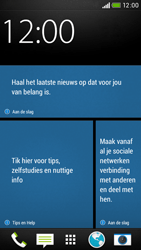 HTC Desire 601 - Applicaties - Account aanmaken - Stap 1