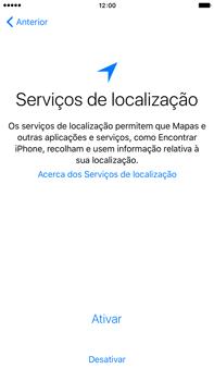 Apple iPhone 6s Plus - Primeiros passos - Como ligar o telemóvel pela primeira vez -  11