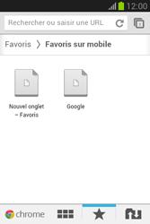 Samsung S6790 Galaxy Fame Lite - Internet - navigation sur Internet - Étape 16