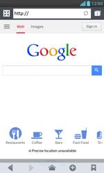 LG E975 Optimus G - Internet - Internet browsing - Step 9