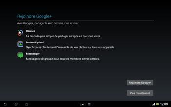 Sony SGP321 Xperia Tablet Z LTE - Applications - Télécharger des applications - Étape 18