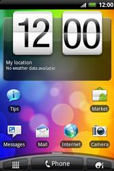 HTC A510e Wildfire S - Internet - Manual configuration - Step 2