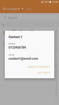 Samsung Galaxy J7 (2016) (J710) - Mms - Sending a picture message - Step 6