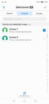 Huawei P20 - E-mail - envoyer un e-mail - Étape 5