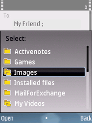 Nokia E75 - Email - Sending an email message - Step 10