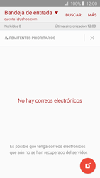Samsung Galaxy A5 (2016) - E-mail - Configurar Yahoo! - Paso 7