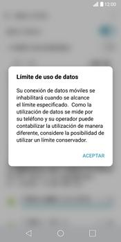 LG G6 - Internet - Ver uso de datos - Paso 8