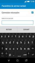 HTC Desire 510 - E-mails - Ajouter ou modifier un compte e-mail - Étape 14