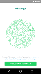 NOS Dive 72 - Aplicações - Como configurar o WhatsApp -  5