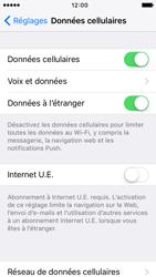 Apple iPhone 5c iOS 9 - Réseau - Désactiver Internet UE - Étape 6