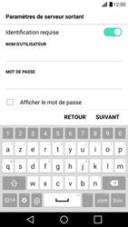 LG LG G5 - E-mail - Configuration manuelle - Étape 15