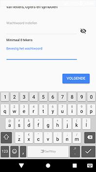 Sony Xperia XA2 Ultra - Applicaties - Account instellen - Stap 13