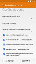 NOS Neva 80 - Email - Adicionar conta de email -  9