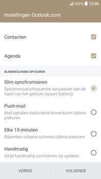 HTC HTC Desire 825 - E-mail - e-mail instellen (outlook) - Stap 10