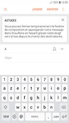 Samsung Galaxy J5 (2017) - E-mails - Envoyer un e-mail - Étape 7