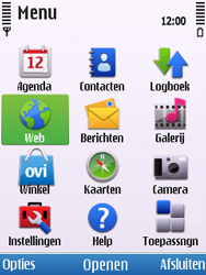Nokia C5-00 - Internet - internetten - Stap 2