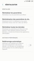 Samsung Galaxy A5 (2016) (A510F) - Android Nougat - Device maintenance - Retour aux réglages usine - Étape 7