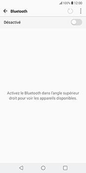 LG V30 - Bluetooth - Jumeler avec un appareil - Étape 6