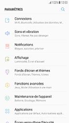 Samsung J330F Galaxy J3 (2017) - Mms - Configuration manuelle - Étape 4