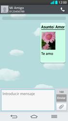 LG G2 - Mensajería - Escribir y enviar un mensaje multimedia - Paso 19