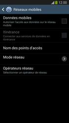 Samsung Galaxy Grand 2 4G - Internet et connexion - Désactiver la connexion Internet - Étape 8