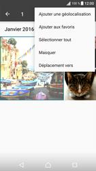 Sony Sony Xperia XA - Photos, vidéos, musique - Envoyer une photo via Bluetooth - Étape 10