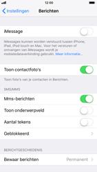 Apple iPhone 6 - iOS 11 - MMS - probleem met ontvangen - Stap 11