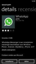 HTC Windows Phone 8X - Applicaties - Applicaties downloaden - Stap 7