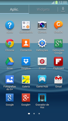 Samsung Galaxy S3 - Email - Adicionar conta de email -  3