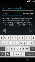 Sony D2303 Xperia M2 - Applicaties - Account aanmaken - Stap 7