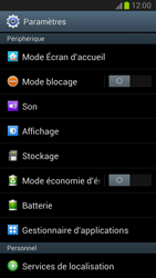 Samsung Galaxy Note 2 - Applications - Supprimer une application - Étape 4