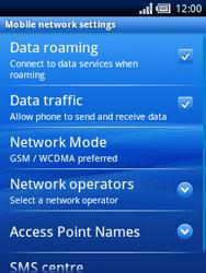 Sony Ericsson Xperia X10 Mini - Mms - Manual configuration - Step 6