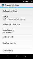 HTC Desire 320 - Netwerk - Software updates installeren - Stap 6
