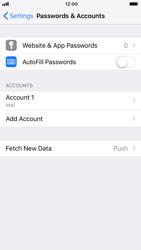Apple iPhone 6 - iOS 12 - E-mail - Manual configuration - Step 17