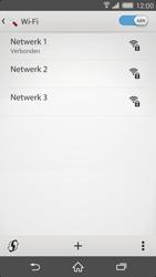 Sony Xperia Z2 4G (D6503) - WiFi - Handmatig instellen - Stap 10