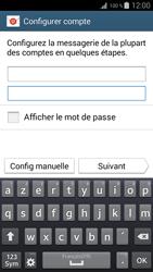 Samsung Galaxy S4 Mini - E-mails - Ajouter ou modifier votre compte Yahoo - Étape 6