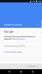 BlackBerry DTEK 50 - E-mail - Configurar Gmail - Paso 9