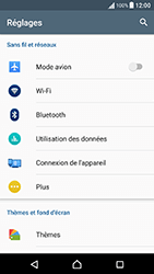 Sony Xperia X Performance (F8131) - Réseau - Changer mode réseau - Étape 4