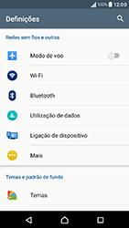 Sony Xperia XA (F3111) - Internet no telemóvel - Como ativar os dados móveis -  4