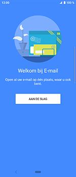 Sony Xperia 10 - E-mail - handmatig instellen - Stap 4